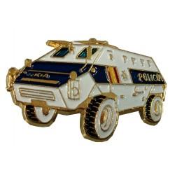 Pin Tanqueta Policia