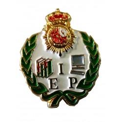 Pin Escoltas Policía