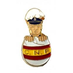 Pin Policía UIP Policía