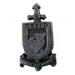 Pin Guardia Civil Europeo