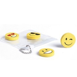 Set Gomas Emoticonos Mateky