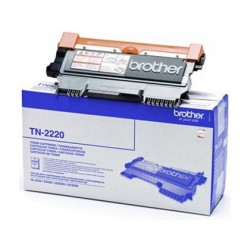 TONER BROTHER TN-2220 -2.600PAG- HL-2240D HL-2250DN HL-2270DW DCP-7050 DCP-7060D DCP-7065DN