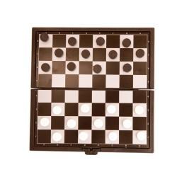 Juegos magneticos Parchis, Damas o 3 en raya Diamon