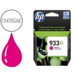 INK-JET HP 933XL MAGENTA CN055AE OFFICEJET 6100/6600/6700 PREMIUM CAPACIDAD 825 PAG