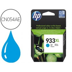 INK-JET HP 933XL CIAN CN054AE OFFICEJET 6100/6600/6700 PREMIUM CAPACIDAD 825 PAG