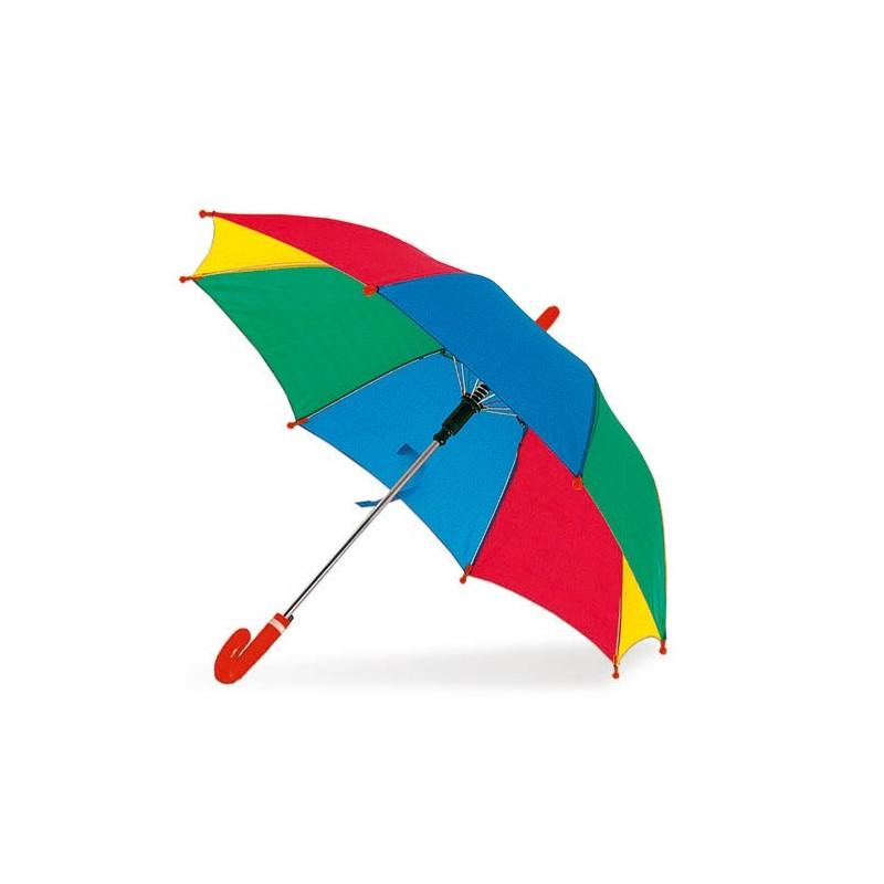 talla 7 valor fabuloso sensación cómoda Paraguas colores Infantil