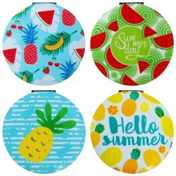 "ESPEJO ""HELLO SUMMER"" REDONDO DOBLE"