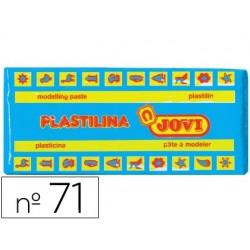 PLASTILINA JOVI 71 AZUL CLARO -UNIDAD -TAMA?O MEDIANO