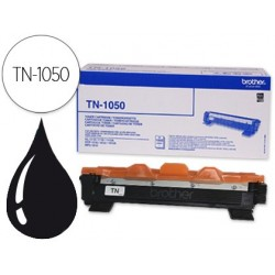 TONER BROTHER TN-1050 HL1110 DCP1510 MFC1810 NEGRO -1000 PAG