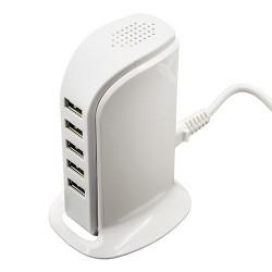 PUERTO HUB 5 SALIDAS USB MILO