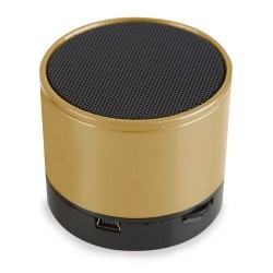 ALTAVOZ RADIO METALICO BLUETOOTH