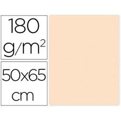 CARTULINA LIDERPAPEL 50X65 CM 180G/M2 SEPIA PAQUETE DE 25