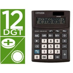 CALCULADORA CITIZEN SOBREMESA BUSINESS LINE ECO EFICIENTE...