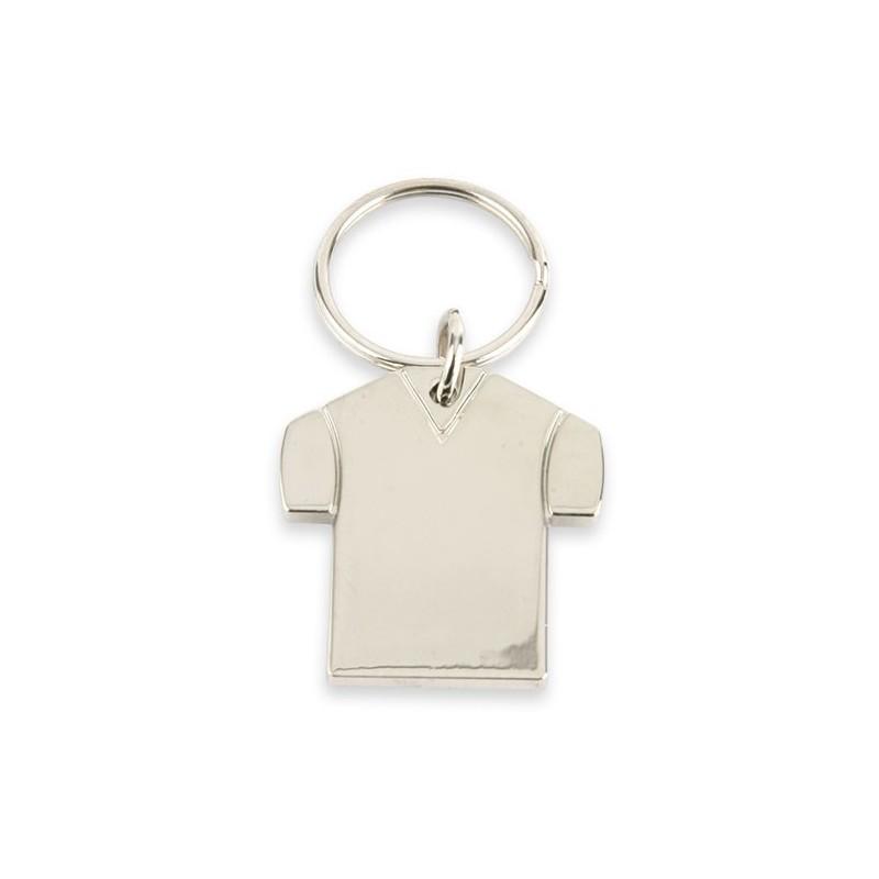 llavero Metalico Camiseta