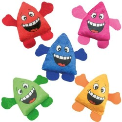 PELUCHE HAPPY ( PACK DE 5 PCS)