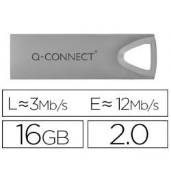 MEMORIA USB Q-CONNECT FLASH PREMIUM 16 GB 2.0