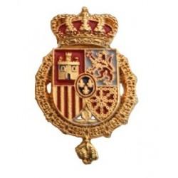 Pin Casa Real Felipe VI Calado