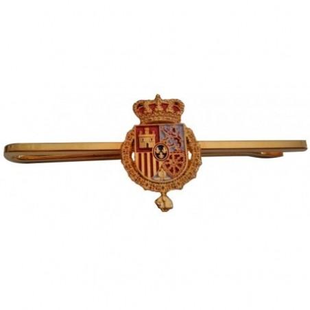 Pisacorbata Casa Real Felipe VI Calado