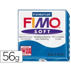 PASTA STAEDTLER FIMO SOFT 56 GR COLOR AZUL
