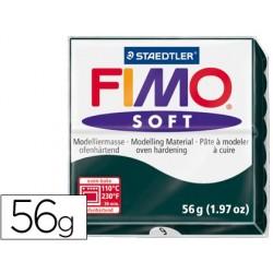 PASTA STAEDTLER FIMO SOFT 56 GR COLOR NEGRO