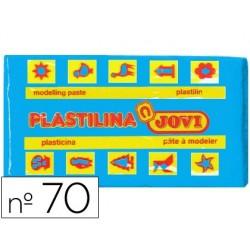 PLASTILINA JOVI 70 AZUL CLARO -UNIDAD -TAMA?O PEQUE?O