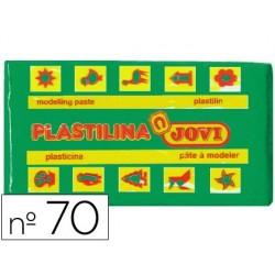 PLASTILINA JOVI 70 VERDE CLARO -UNIDAD -TAMA?O PEQUE?O