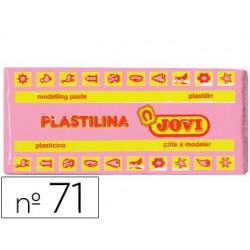 PLASTILINA JOVI 71 ROSA -UNIDAD -TAMA?O MEDIANO