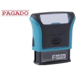 SELLO ENTINTADO PRINTY 4911 F5 P3 PAGADO