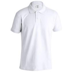"Polo Adulto Blanco ""keya"" MPS180"