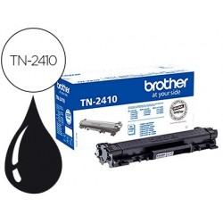 TONER BROTHER TN-2410 PARA DCP-L2510 / 2530 / 2550 / HL-L2375 NEGRO 1200 PAG