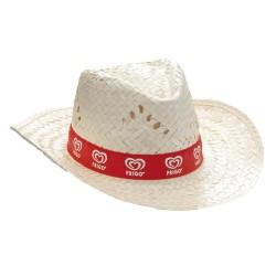 Sombrero Paja Claro