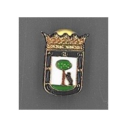 Pin Escudo Madrid