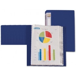 CARPETA LIDERPAPEL ESCAPARATE 37022 30 FUNDAS...