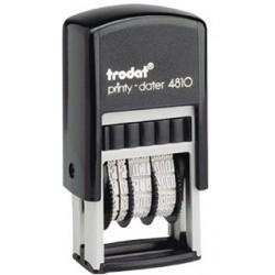 Fechador framun entintaje automatico 3.8 mm printy 4810