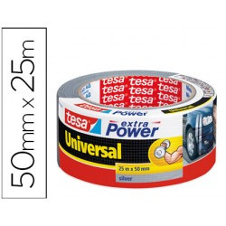 CINTA ADHESIVA TESA AMERICANA 25 MT X 50 MM EXTRA POWER...