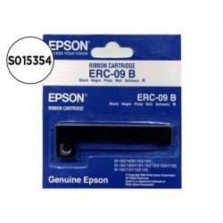 CINTA IMPRESORA EPSON ERC-09B NEGRA M-160 163 164 180...