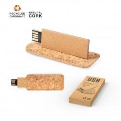 MEMORIA USB CARTON Y CORCHO NOSUX 16GB