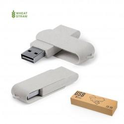 MEMORIA USB Caña de trigo KONTIX 16GB