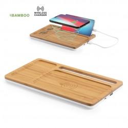 CARGADOR ORGANIZADOR Bambu TANKUL