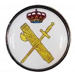 Pin Guardia Civil Aspas en resina