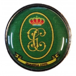 Pin Guardia Civil Historico con Orla en resina