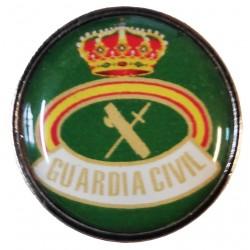 Pin Guardia Civil Rural en resina
