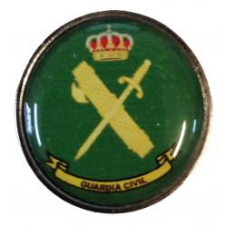 Pin Guardia Civil Aspas con Orla en resina