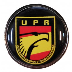 Pin UPR en resina