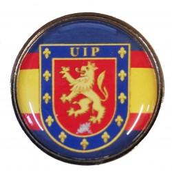 Pin UIP España en resina