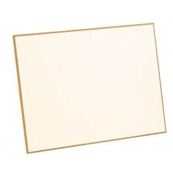 Placa madera Sublimación fondo Blanco (290x230mm)...