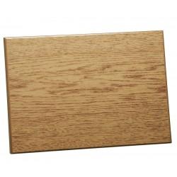 Placa madera Sublimación fondo Madera (230x190mm)...