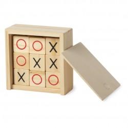 JUEGO 3 en raya madera GRAPEX