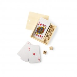 SET JUEGOS poker y dados PELKAT