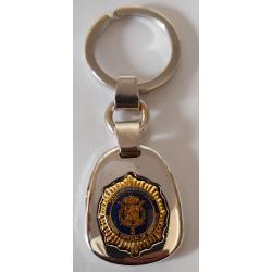 Llavero Comisaria Especial de Seguridad de la Casa Real